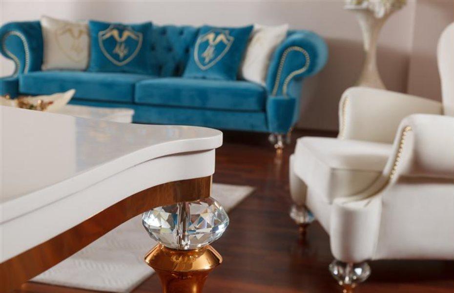 Cristal Luxury Koltuk Takımı 3