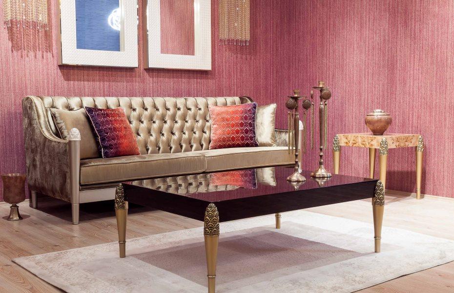 Mina Ricci Luxury Koltuk Takımı 12