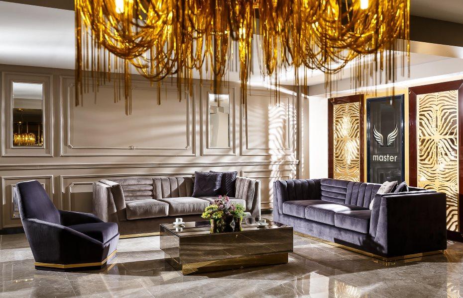 Tiffany Luxury Koltuk Takımı 1