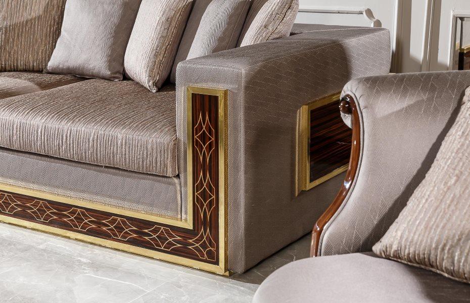Windsor Luxury Koltuk Takımı 5