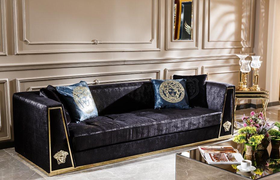 Silvano Luxury Koltuk Takımı 3