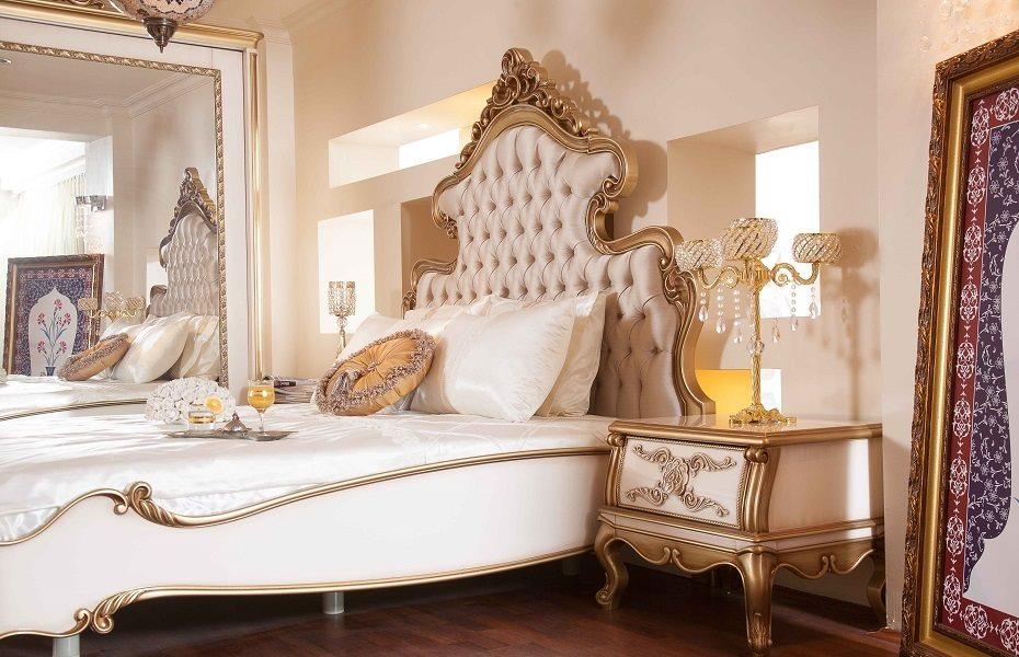 Hanedan Klasik Yatak Odası Takımı 3