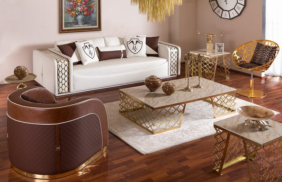Luxury Armani Koltuk Takımı 1