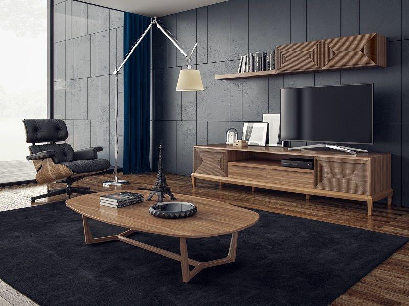 TV-021 Modern TV ÜNİTESİ 1