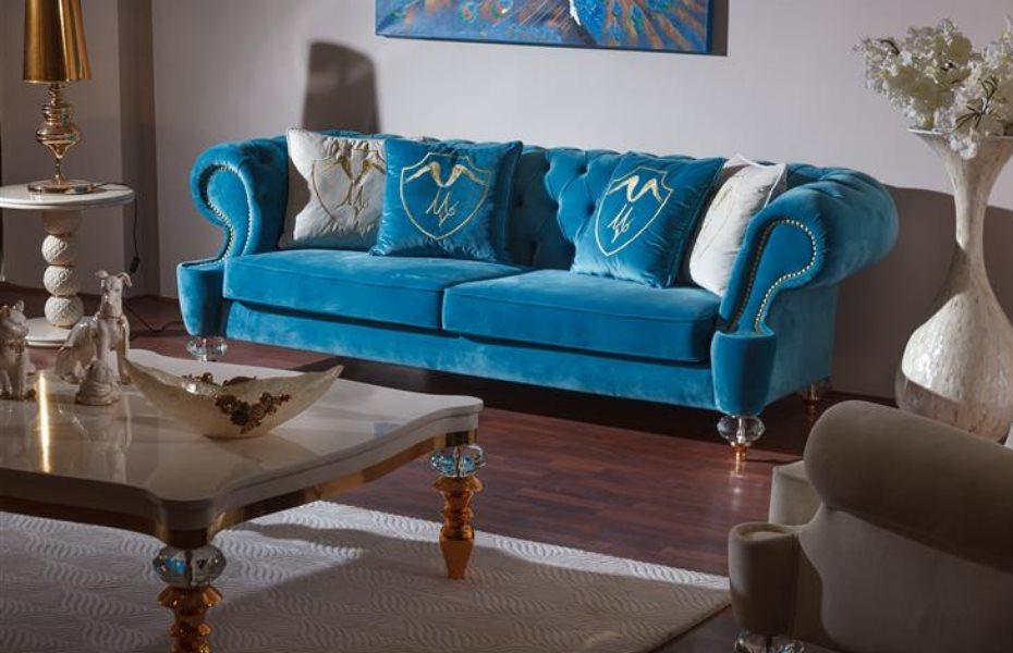 Cristal Luxury Koltuk Takımı 4