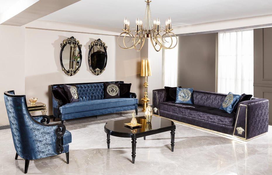 Silvano Luxury Koltuk Takımı 1