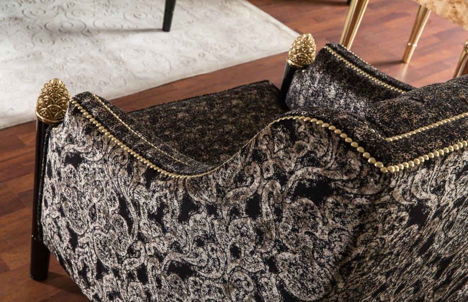 Mina Ricci Luxury Koltuk Takımı 4