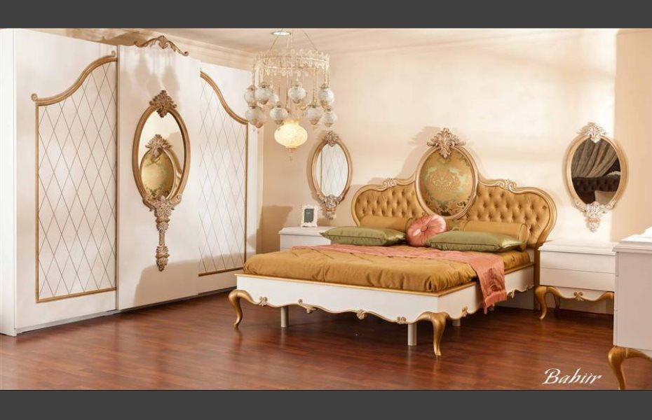 Babür Klasik Yatak Odası Takımı 1