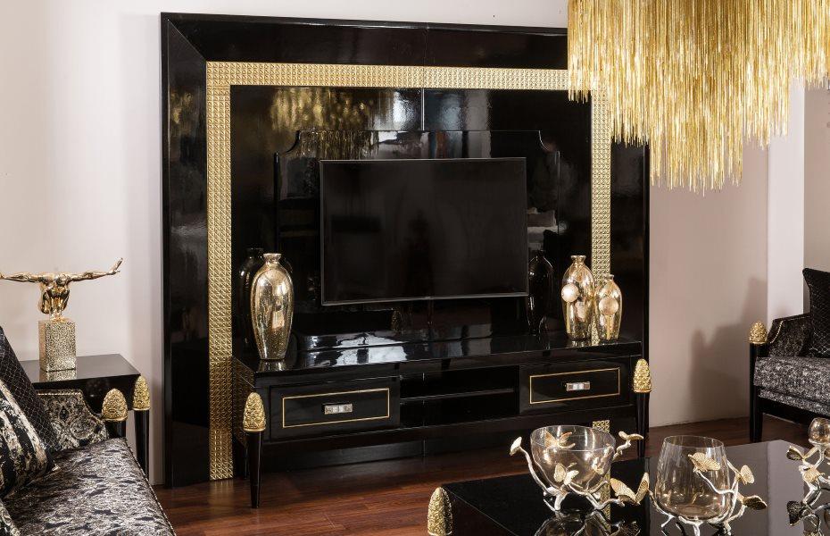 Mina Ricci Luxury TV Ünitesi 1