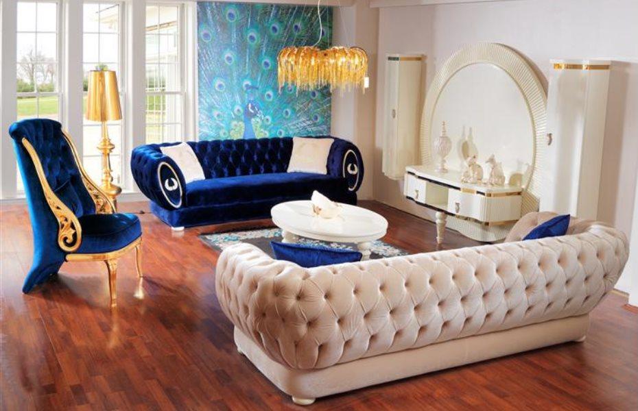 Noble Luxury Koltuk Takımı 1