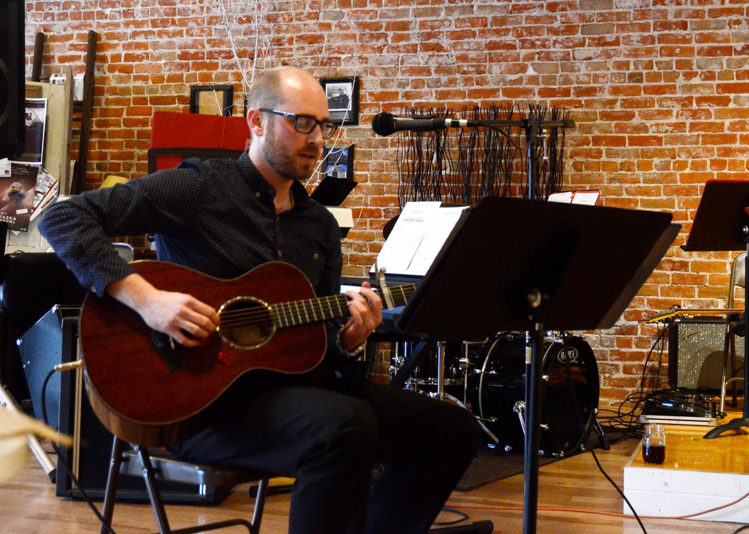 Doane Jazz Ensemble