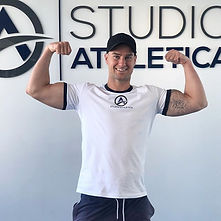 Studio Athletica Personal Trainer James