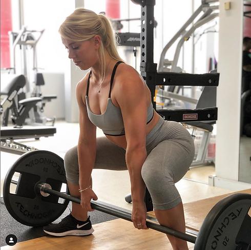 Studio Athletica Personal Trainer Sophie