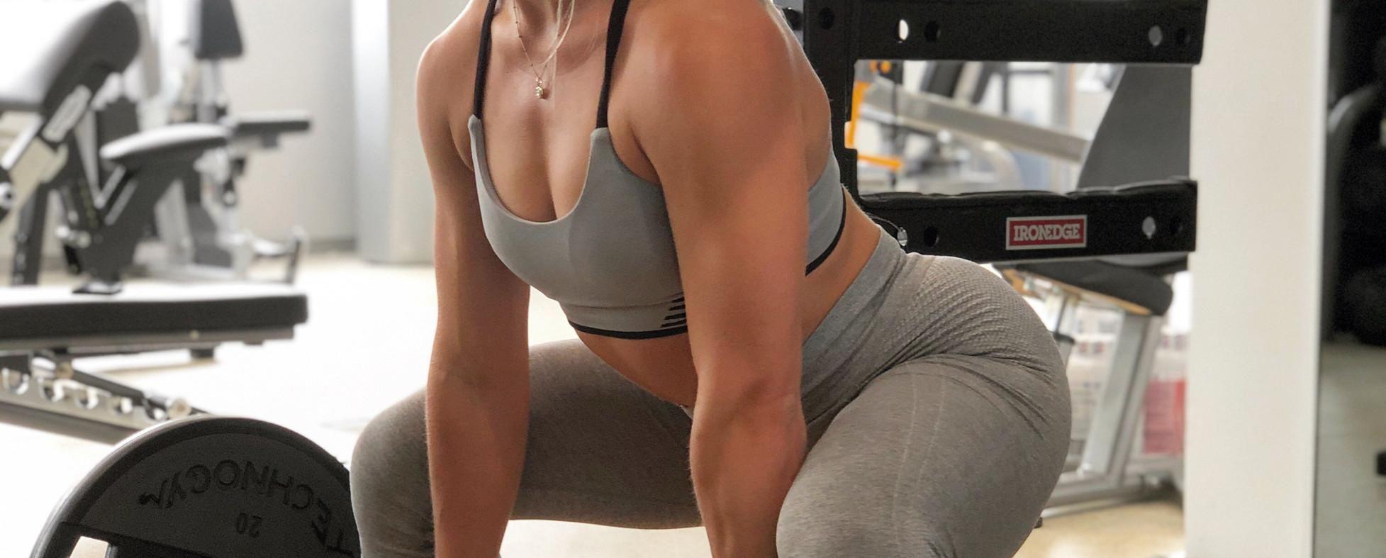 Sophie Dakin Personal trainer Studio Ath