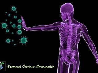 Bactéries,virus, ou ... coronavirus, boostez votre immunité !