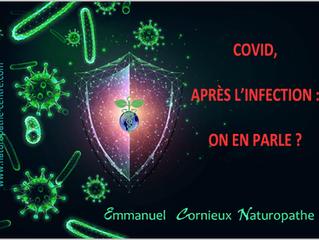 COVID, après l'infection : on en parle ?