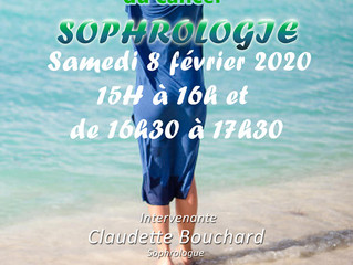 Atelier sophrologie gratuit