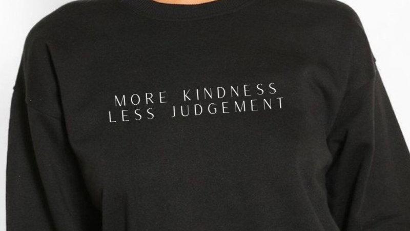 More Kindness