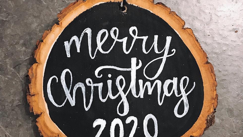 Christmas 2020 Ornament