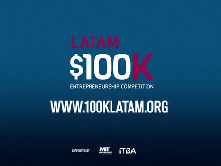 Finalistas 100K Latam 2019