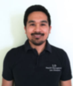 Len, Sports Massage Therapist