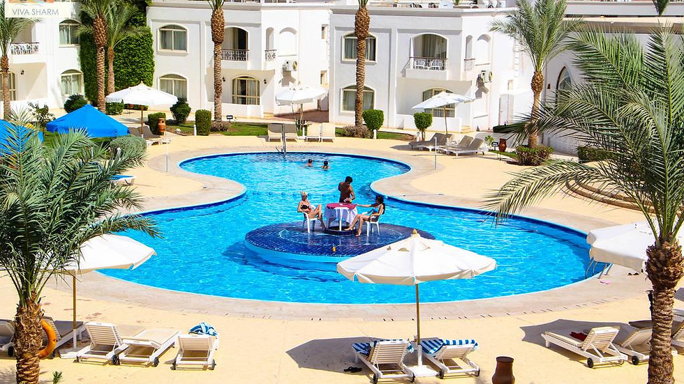Hotel Viva Sharm 3*