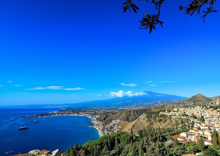Baja di Taormina Etna