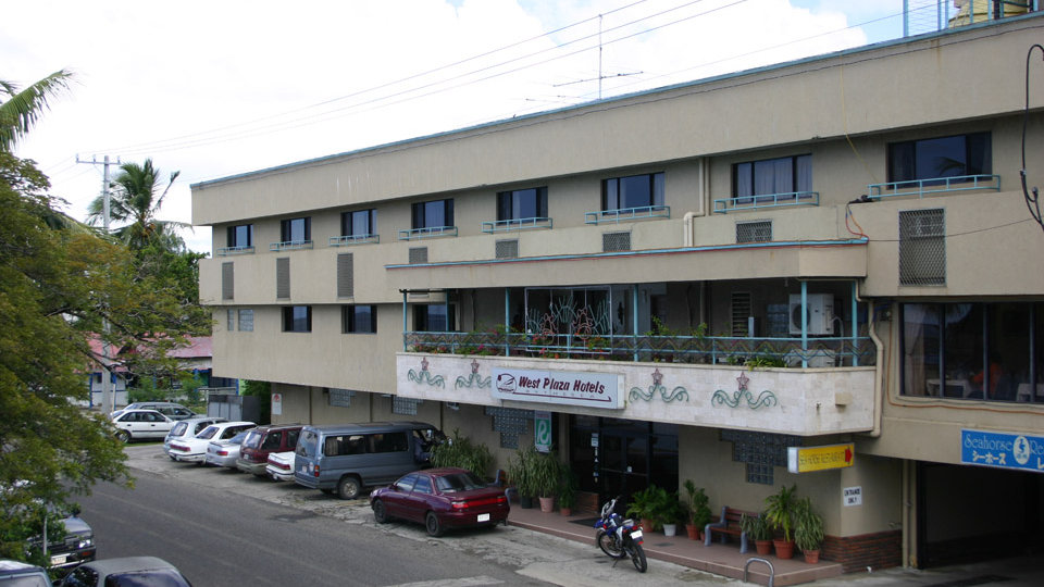 West Plaza Hotels 2*