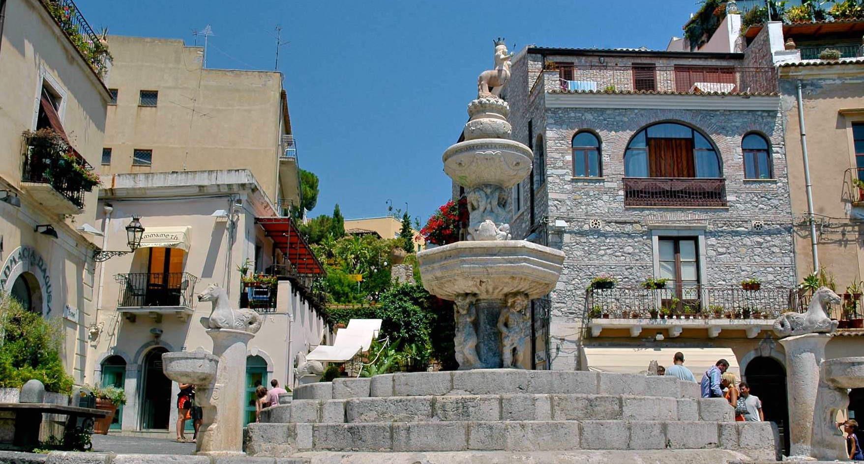 Taormina Isola Pedonale