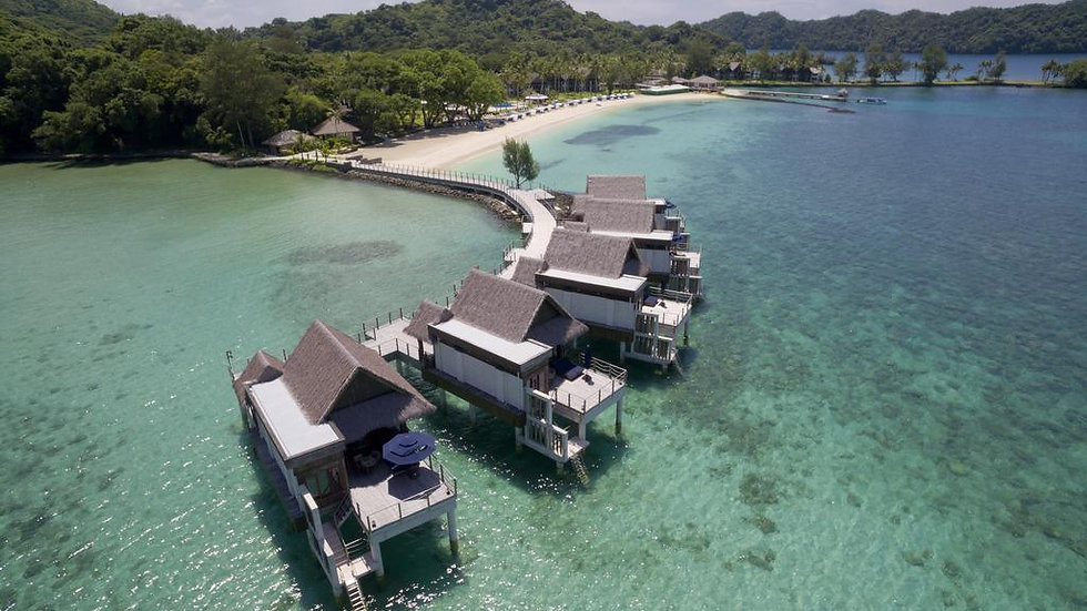 Palau Pacific Resort 5*