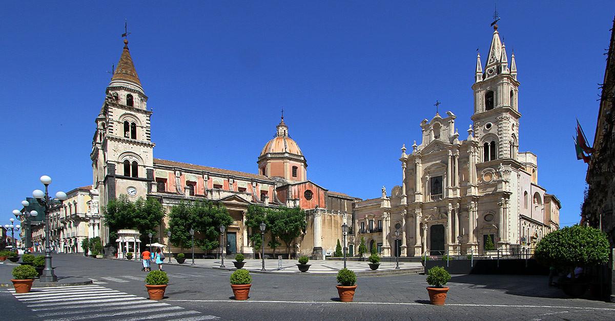 Piazza Acireale