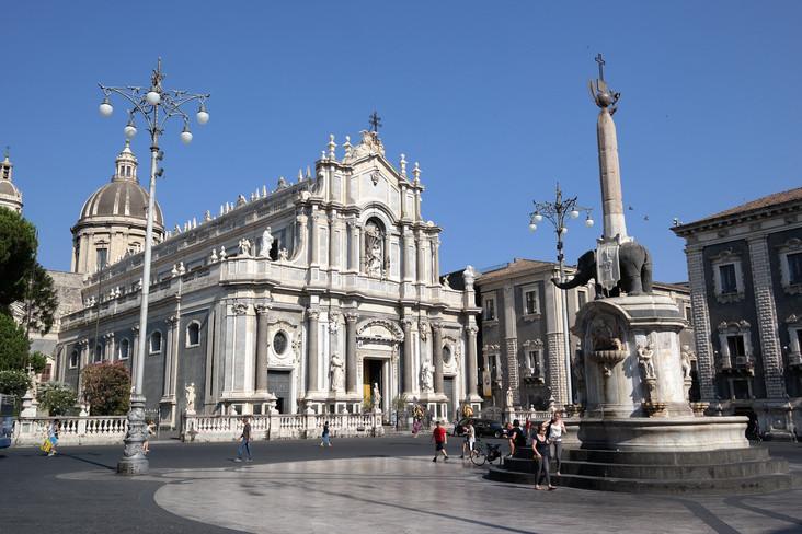 Catana Piazza Duomo