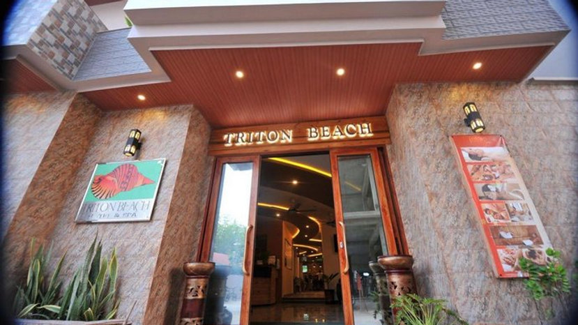 Triton Beach Hotel