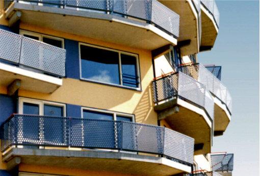 154 appartementen in twee torens, Amstelveen