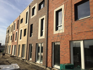Statushouderswoningen, Ypenburg,     Den Haag.