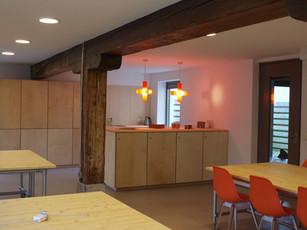 Nieuw Interieur workshop - / kantoorruimte JMC TalentsForCare