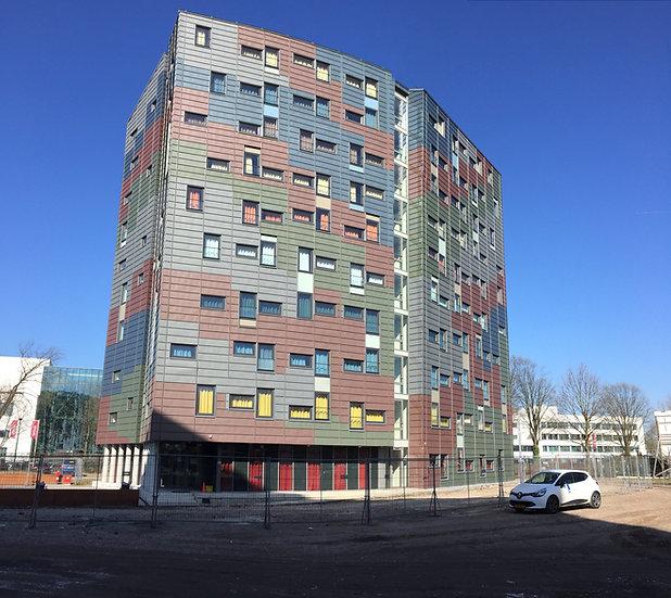 Legering / Kaderhuisvesting, TvZ Kazerne, Breda