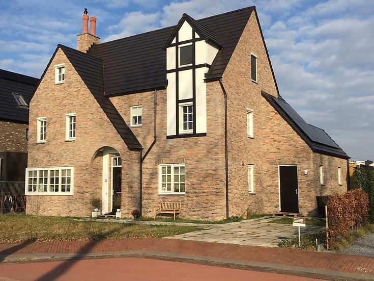 Vrijstaande woning Tudorpark, Hoofddorp