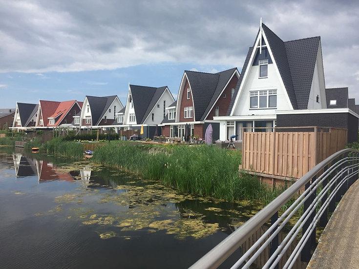 29 woningen De Waterkant, Alphen a/d Rijn