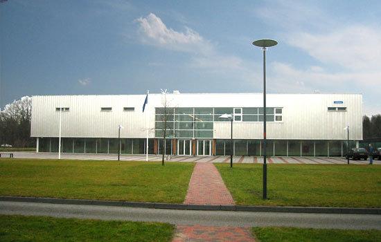 Sportgebouw , Strijpse kampen Oirschot