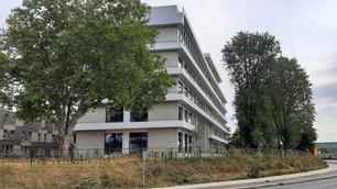 AZC Maastricht in gebruik, herfst 2020