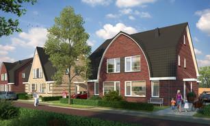 Start verkoop woningen Karmelietenlaan, Burggooi