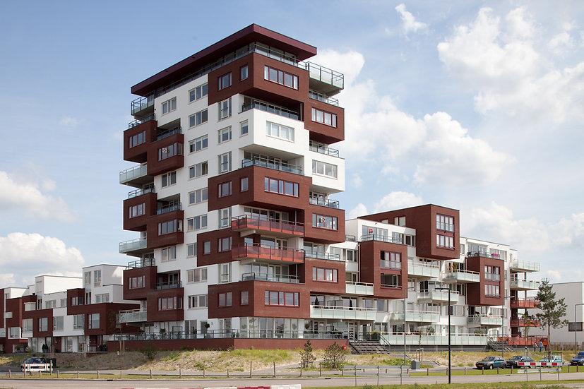 42 Boulevard appartementen en woningen, Nesselande