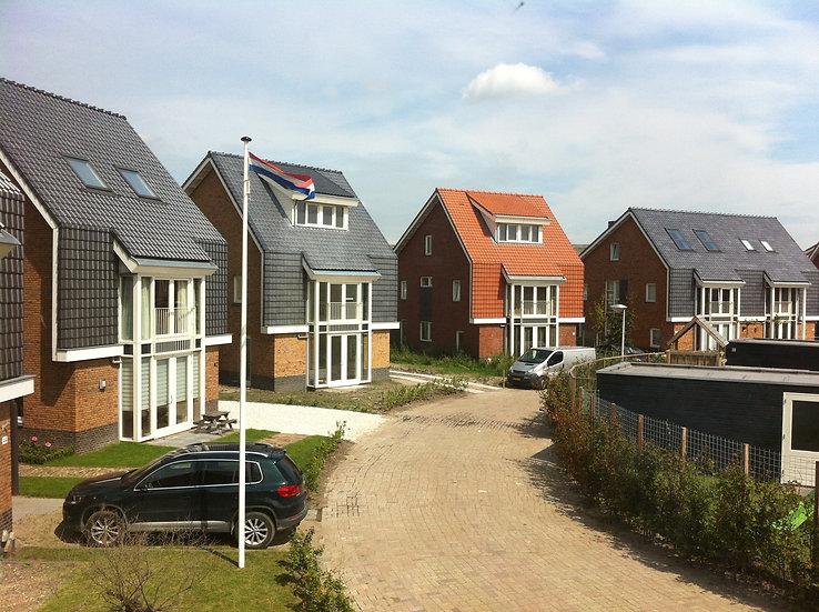 70 woningen Burggooi , Alphen a/d Rijn