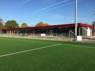 Clubhuis DSOV Vijfhuizen geopend!