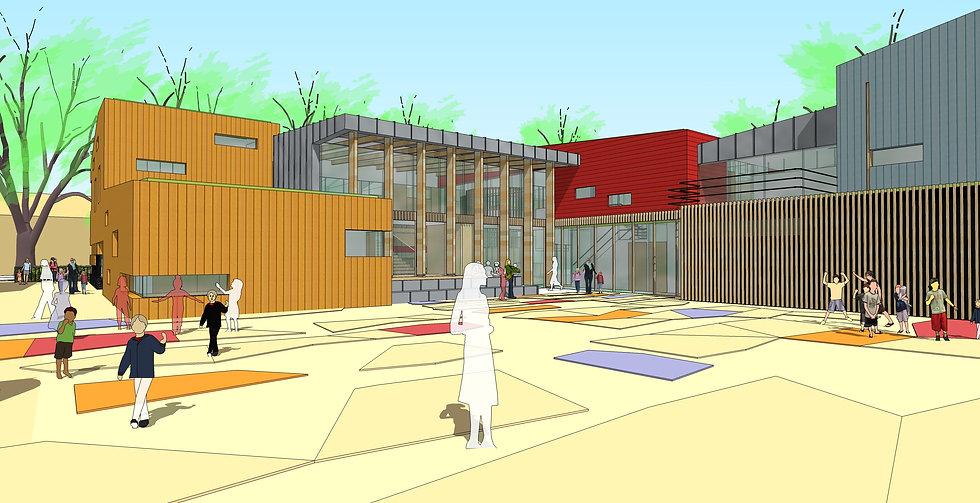 Kindcentrum 'De Regenboog' , De Bilt