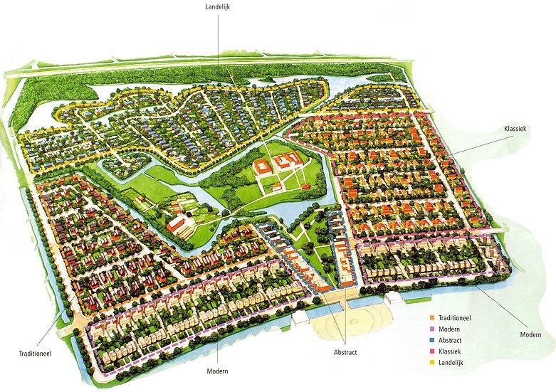 Villapark Burggooi, Alphen a/d Rijn