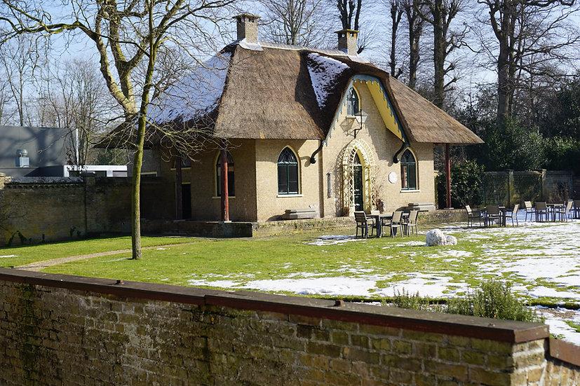 Zwitsers Speelhuis, Keukenhof, Lisse