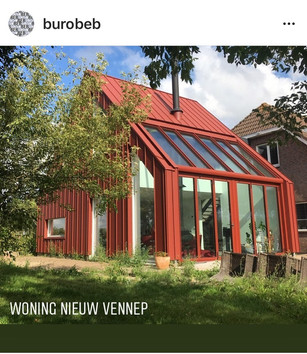 BUROBEB nu ook op instagram