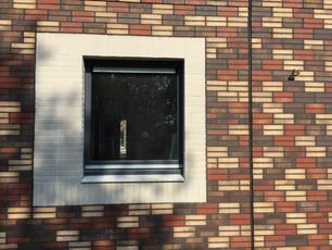 Statushouderswoningen in aanbouw. Zwaardvegersgaarde, Den Haag.